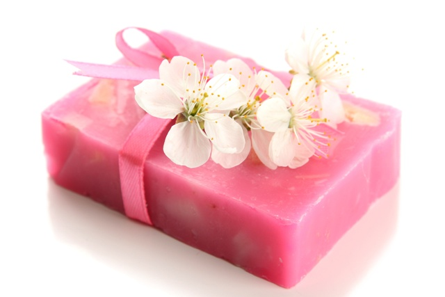 Handmade mydlo