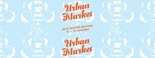 Vianočné trhy - urban market
