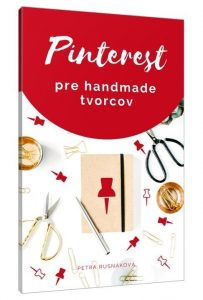 Ebook Pinterest pre handmade tvorcov